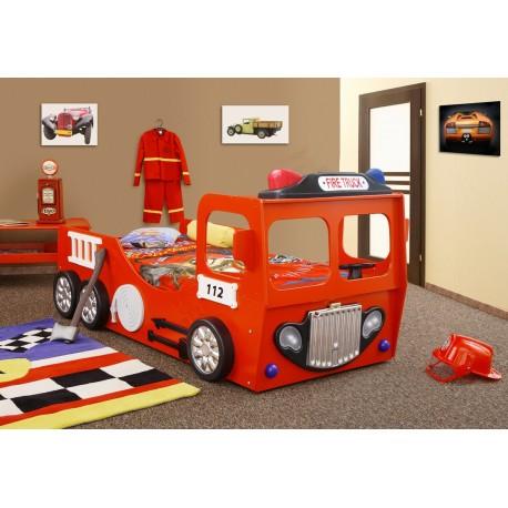 Fire Truck single